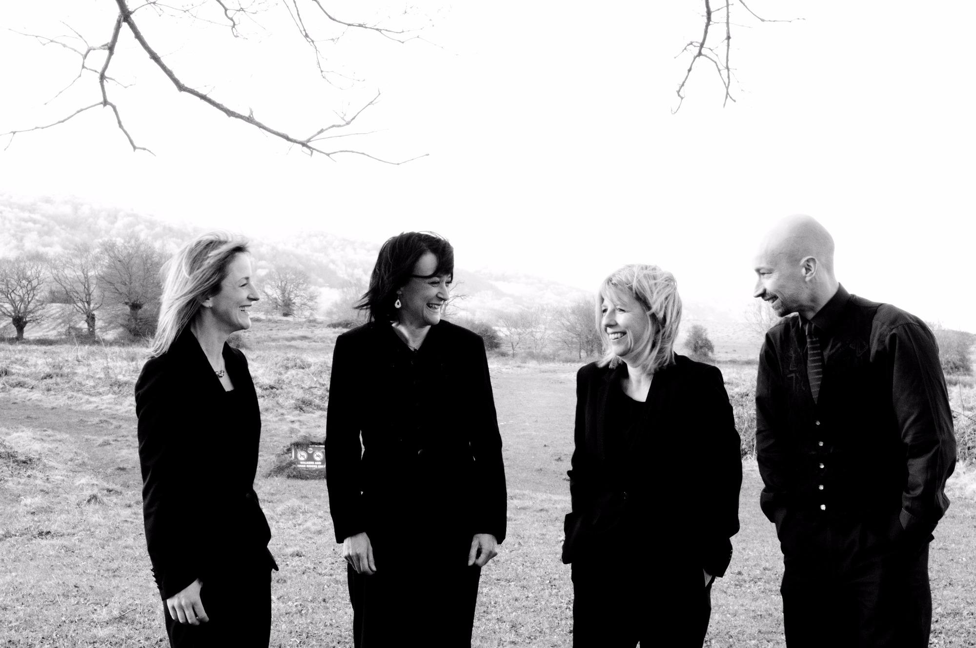 Promo Prosecco Quartet String Quartet Worcestershire