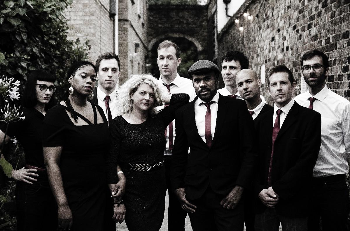 Promo Motor City Soul Soul Band London