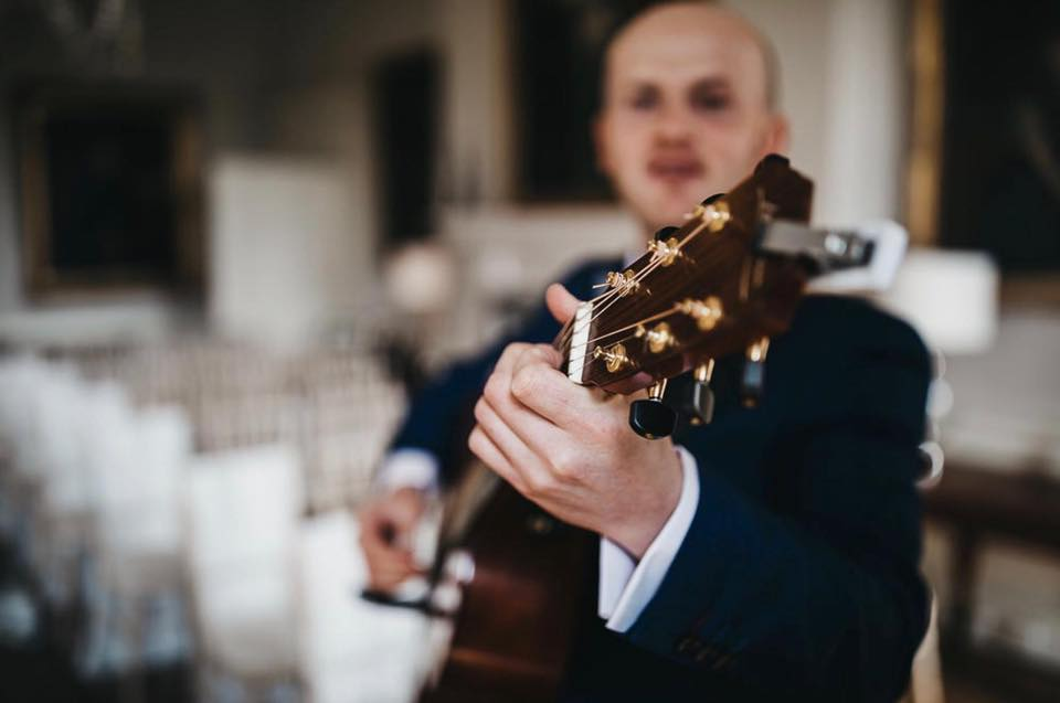 Promo DW Guitar Wedding Guitarist Leicestershire