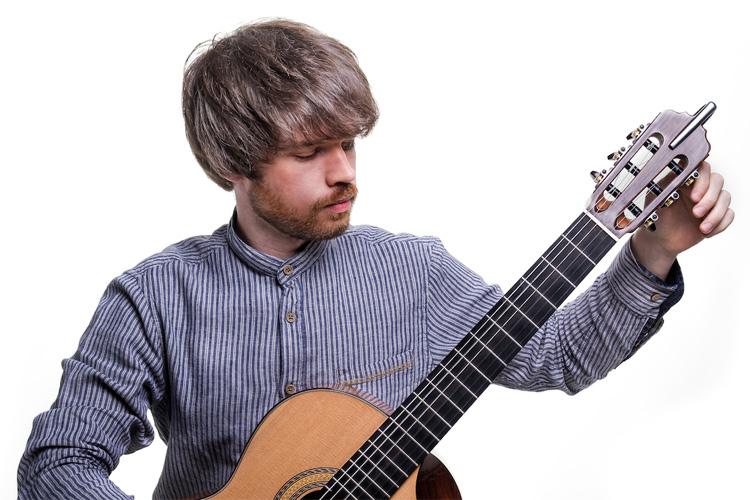 Promo DZ Guitar Classical Guitarist Hertfordshire