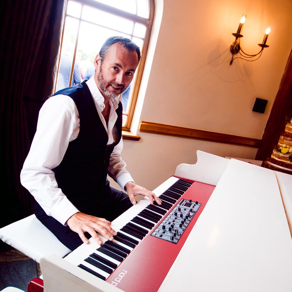 Promo Edmond Oakley Pianist Merseyside