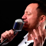 Promo Eddie Cullen - Ultimate Crooners  London