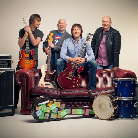 Promo Effigy Function Band Staffordshire