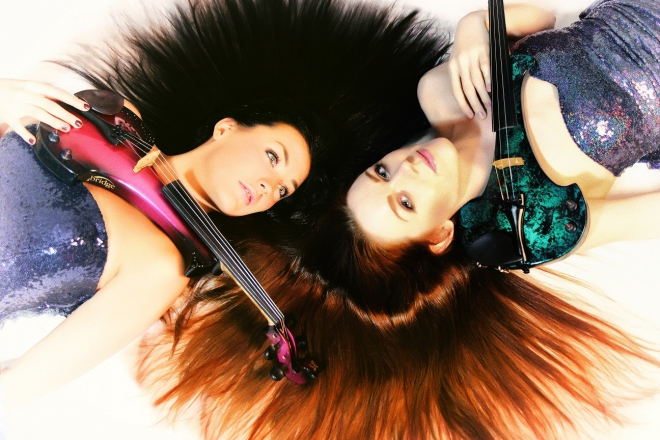 Promo Diamond Duo Acoustic & Electric Violin Duo Greater Manchester
