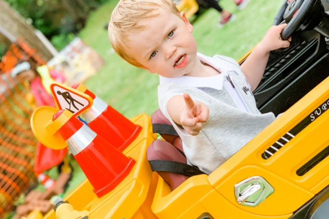Promo Electric Car Parties Childrens Entertainer Essex