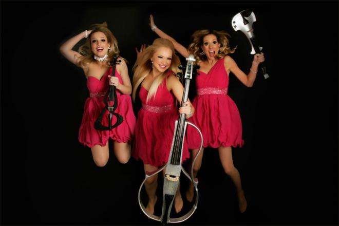 Promo Electrica String Trio  London