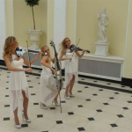 Promo Electrica String Trio  London