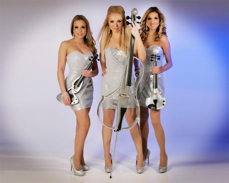 Promo Electrica String Trio Electric String Trio London