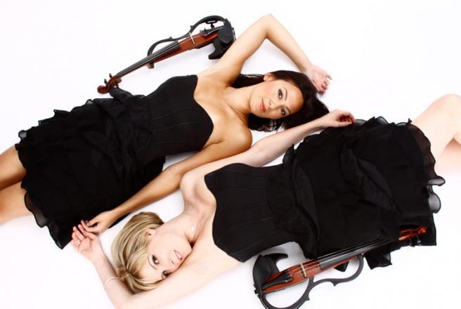 Promo Electric Electric Violin Duo London