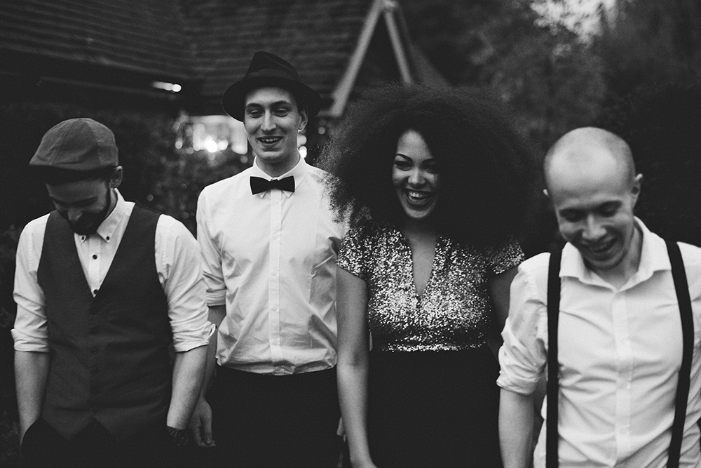 Promo Electric Tones Function Band Guildford, Surrey