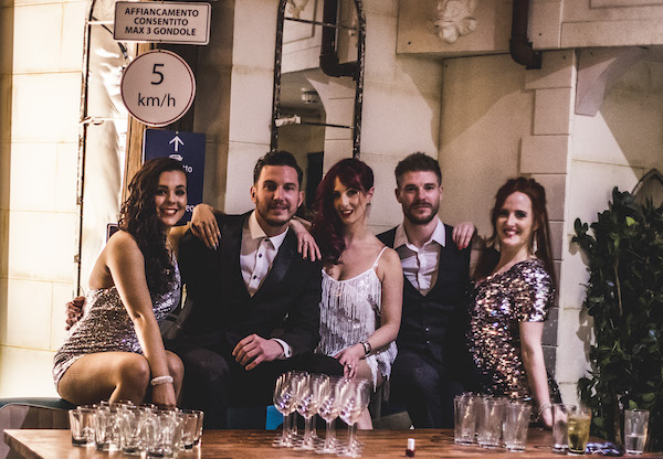 Promo The Electric Swing Band  London