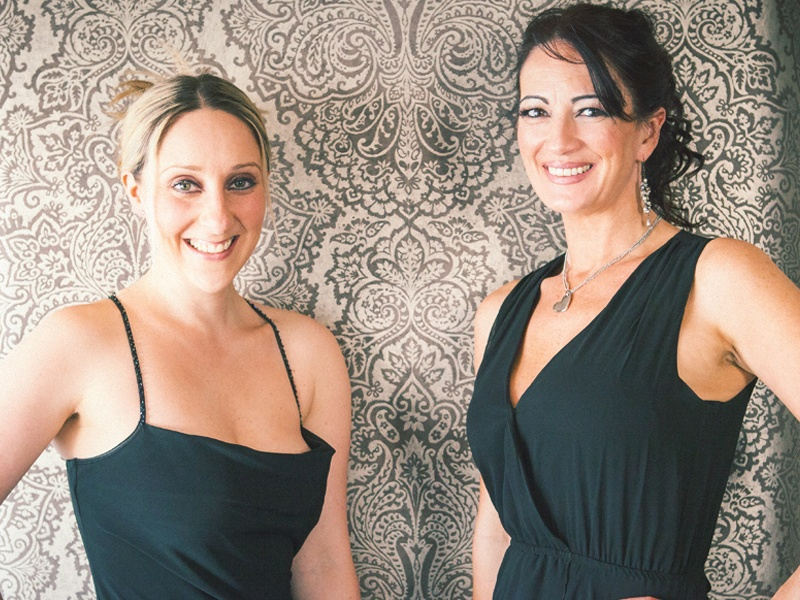 Promo Elegant Jazz Duo Jazz Duo Derbyshire