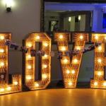 Promo Lit Up Letters  Poole, Dorset