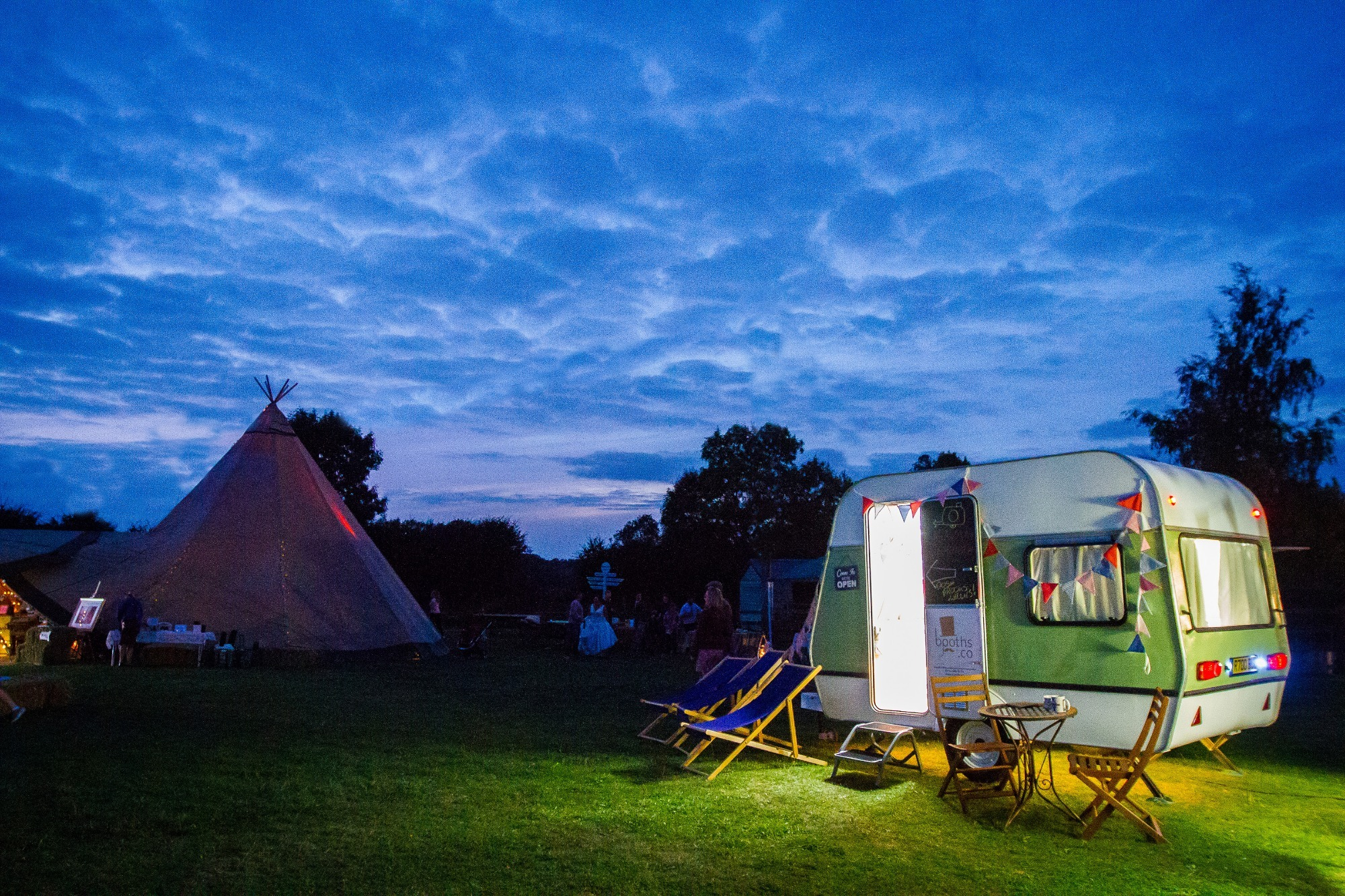 Promo Caravan Photo Booth Photo Booth Leicestershire