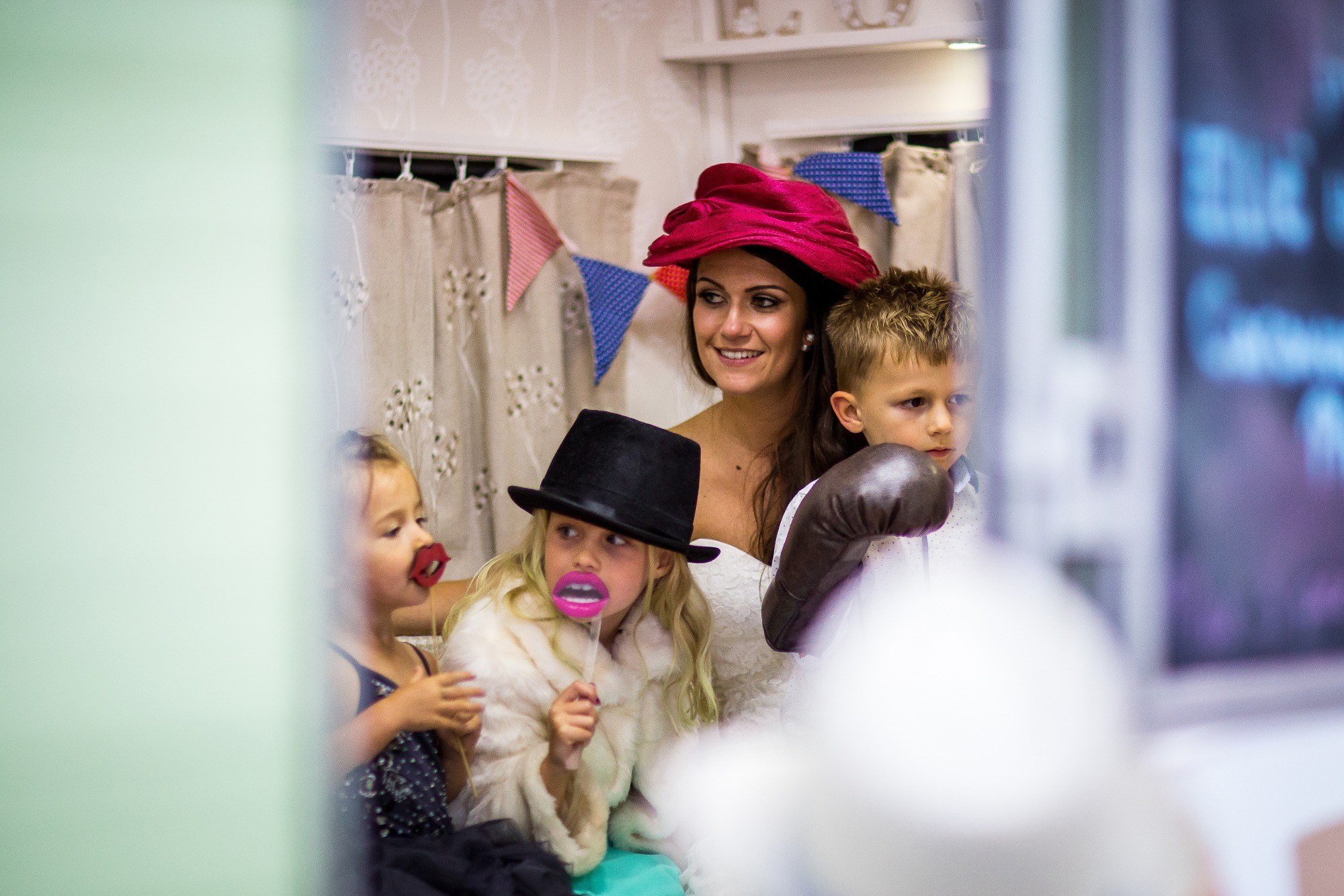 Promo Caravan Photo Booth  Leicestershire