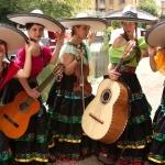 Promo Mariachi Las Marietas  London