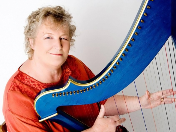 Promo E Y Harp (Harpist) Harpist Northamptonshire