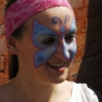 Promo Face Painters  UK Wide
