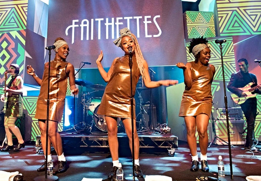 Promo Faithettes Paloma Faith