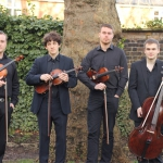 Promo Faustus String Quartet  London