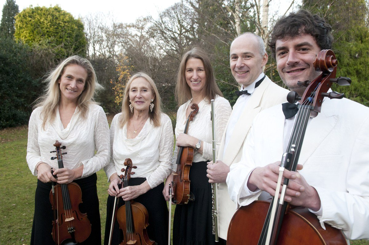 Promo Darlton Ensemble String Quartet With Flute Greater Manchester