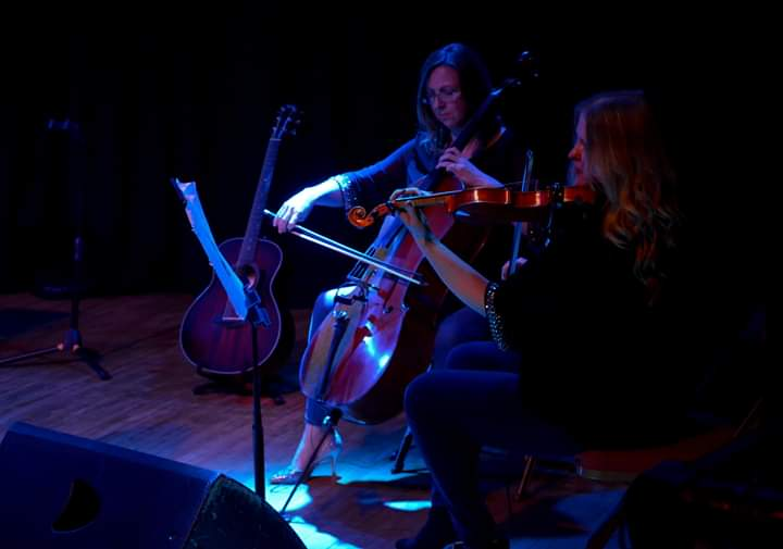 Promo Venus Strings Violin and Cello Duo Worcestershire