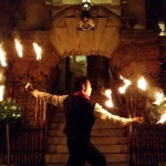 Promo Fire and Glow Performers Circus Performer Leicestershire