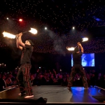 Promo Fire and Sparks Show  Leicestershire