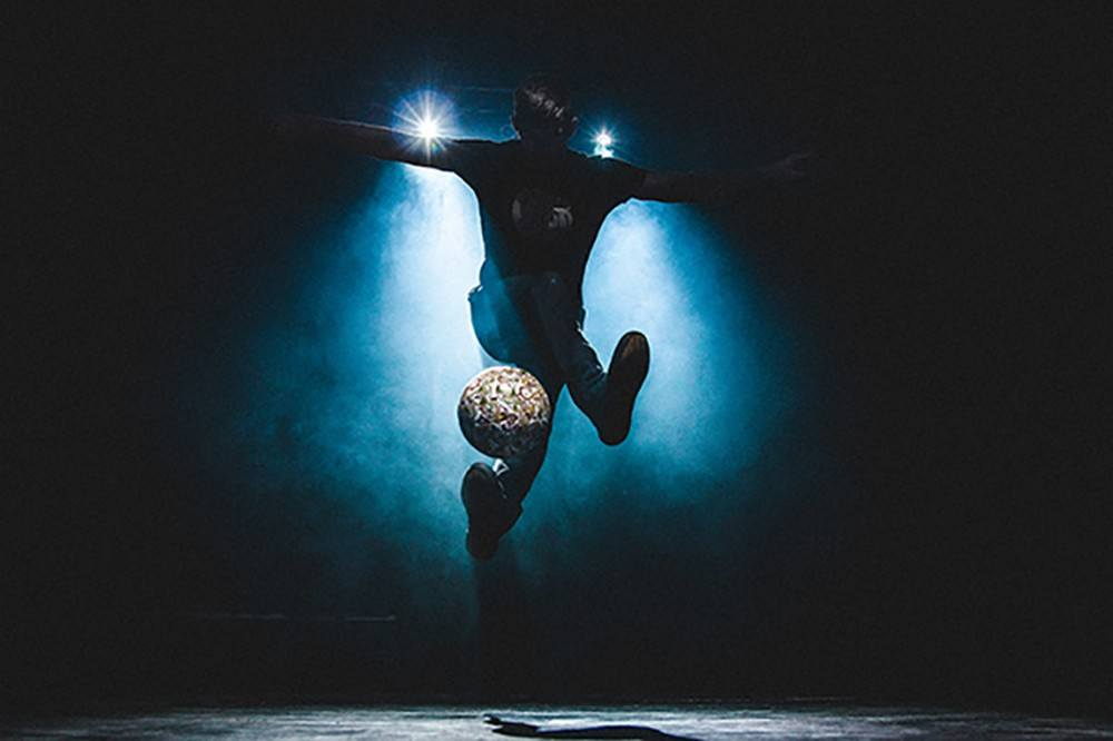 Promo Football Freestyler Collective  London