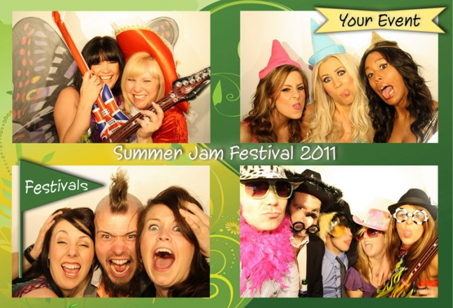 Promo Flash Bak Photo Booth Party Photo Booth Staffordshire