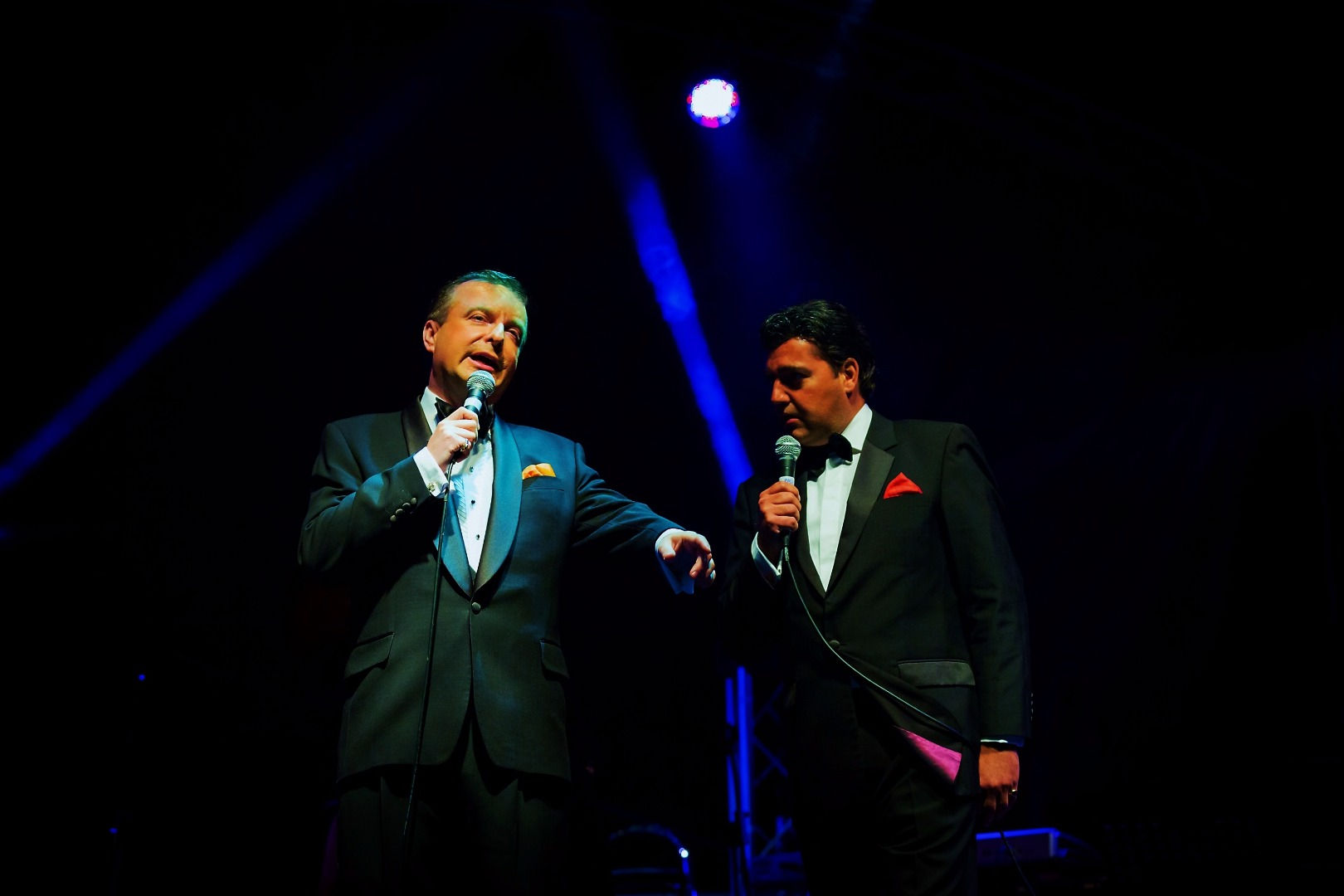 Promo (Frank Sinatra and Dean Martin) Sinatra and Martin Live Rat Pack Duo Essex