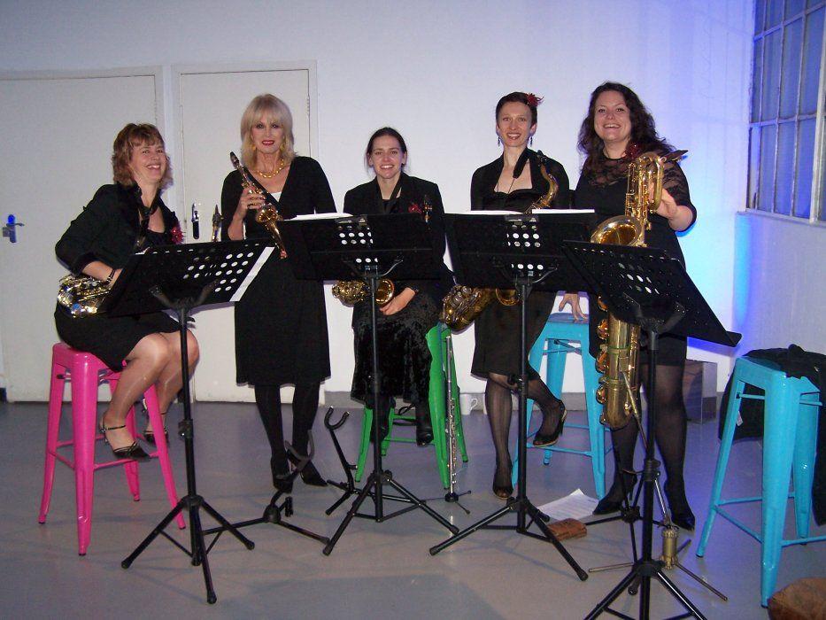Promo Sax on the Box  Oxfordshire