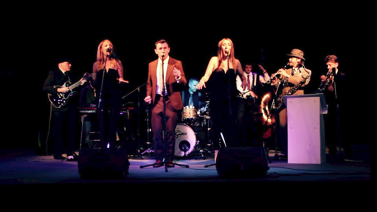 Promo Sugar Push Jazz Band West Sussex