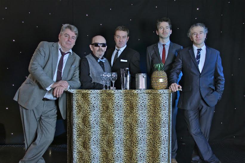 Promo The Wize-Guys Jazz Band Nottinghamshire