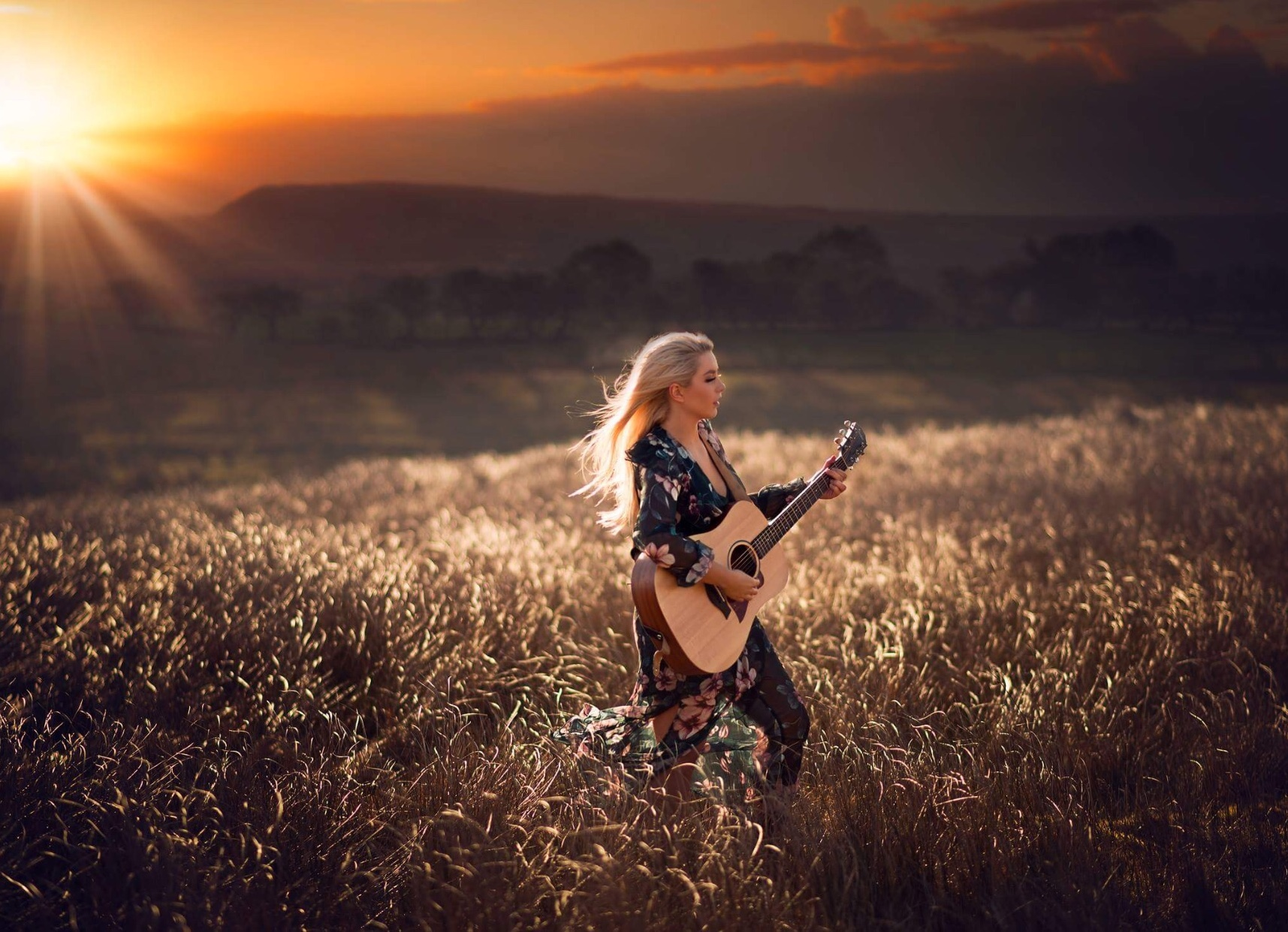 Promo Georgia Grace Singer Guitarist Lancashire