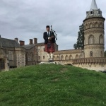 Promo Bagpiper Dave Brooks Piper London