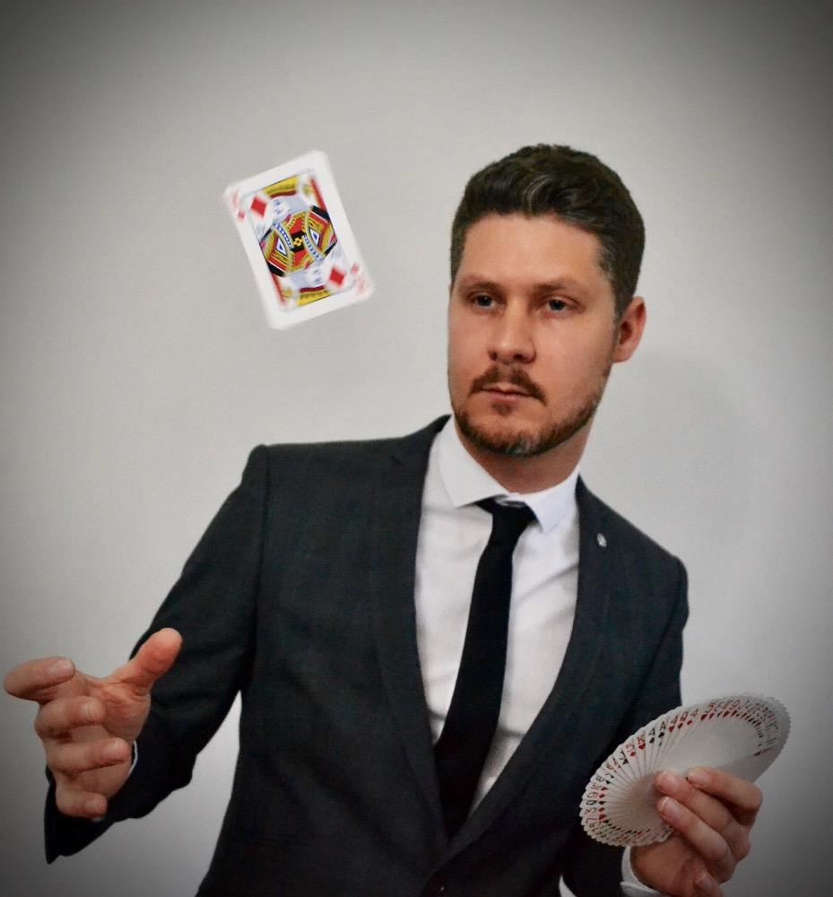 Promo Mathew Knight Magician Nottingham, Nottinghamshire