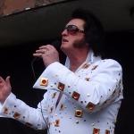 Promo (Elvis) The King  Manchester, Lancashire