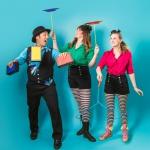 Promo Fun Circus Workshop Team Building Loughborough, Leicestershire