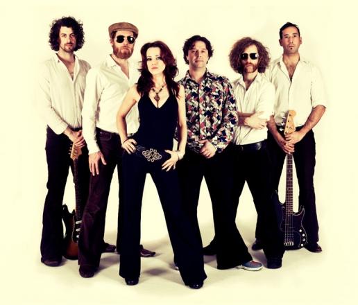Promo Funk Soul Stars Soul Band Essex