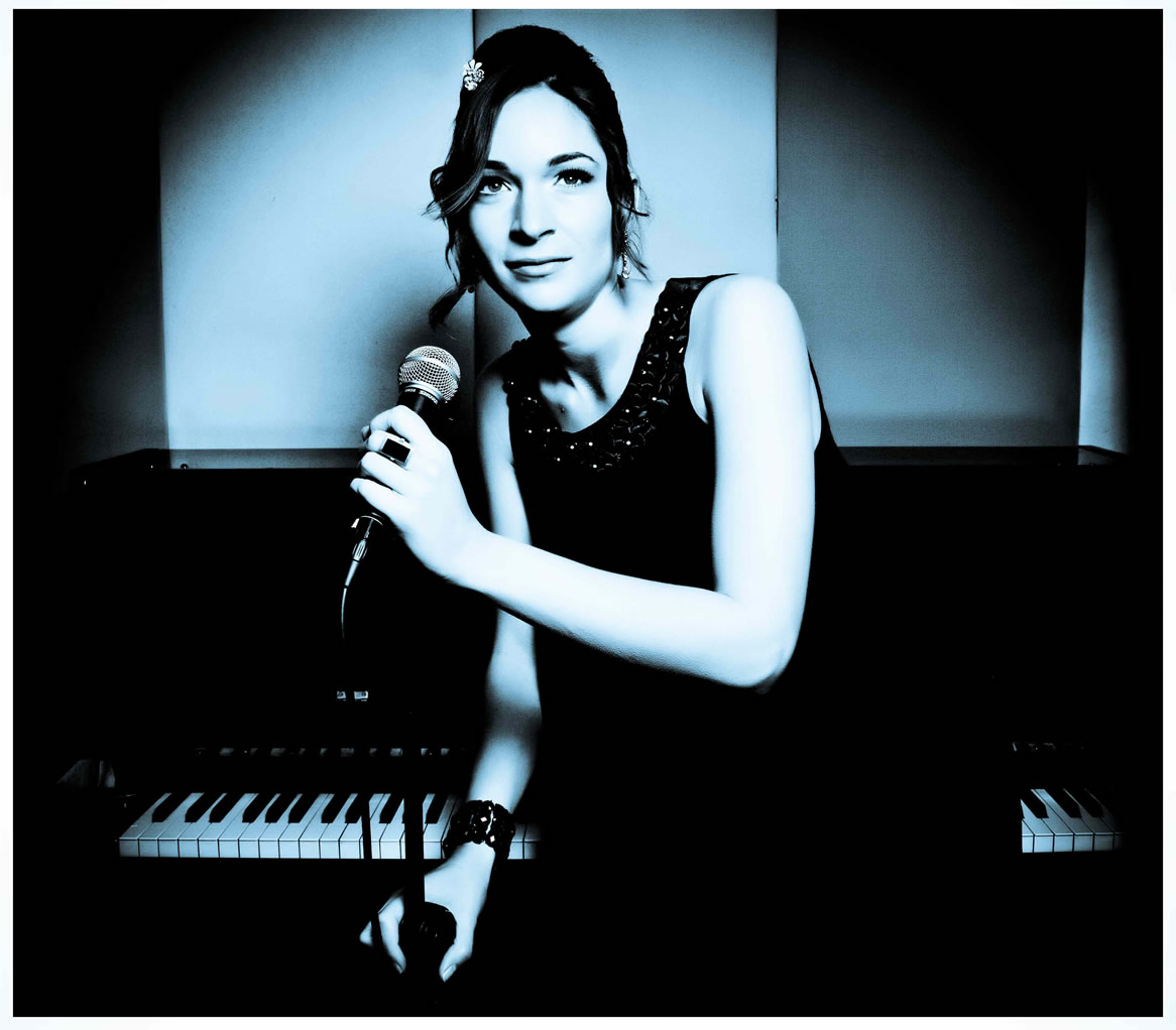Gabrielle Ghray | Female Jazz Singer London | Alive Network