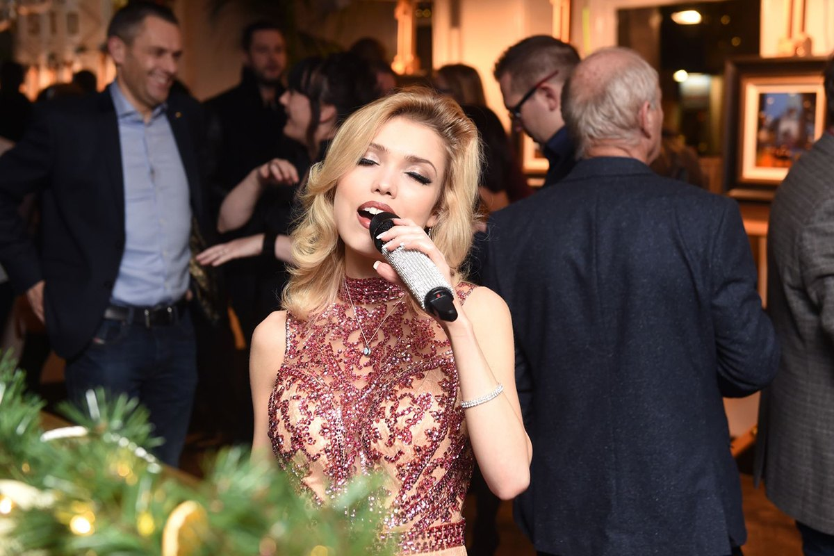 Promo Gemma La Voce  Lancashire