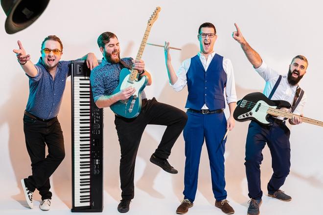 Promo Giant Function Band London
