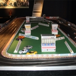 Promo Giant Scalextric Giant Games Peterborough, Cambridgeshire