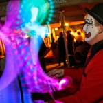 Promo Fire and Glow Performers  Leicestershire