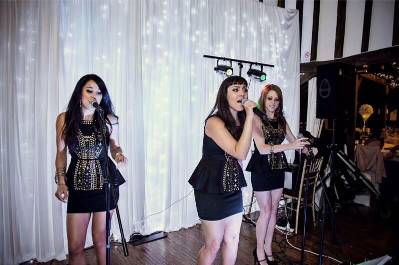 Promo Goldess Vocal Trio East Sussex