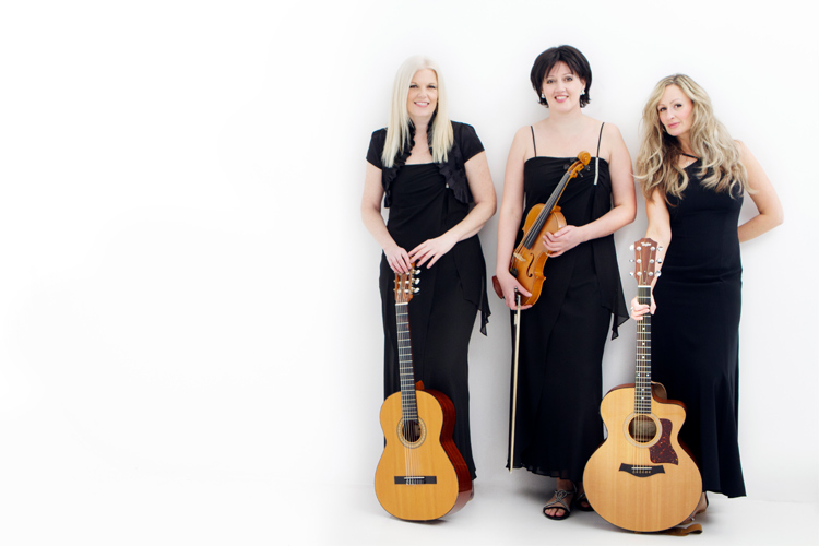 Promo Gracia Trio Acoustic Trio Staffordshire