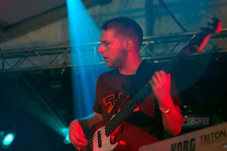 Promo Ground Shaker Function Band London