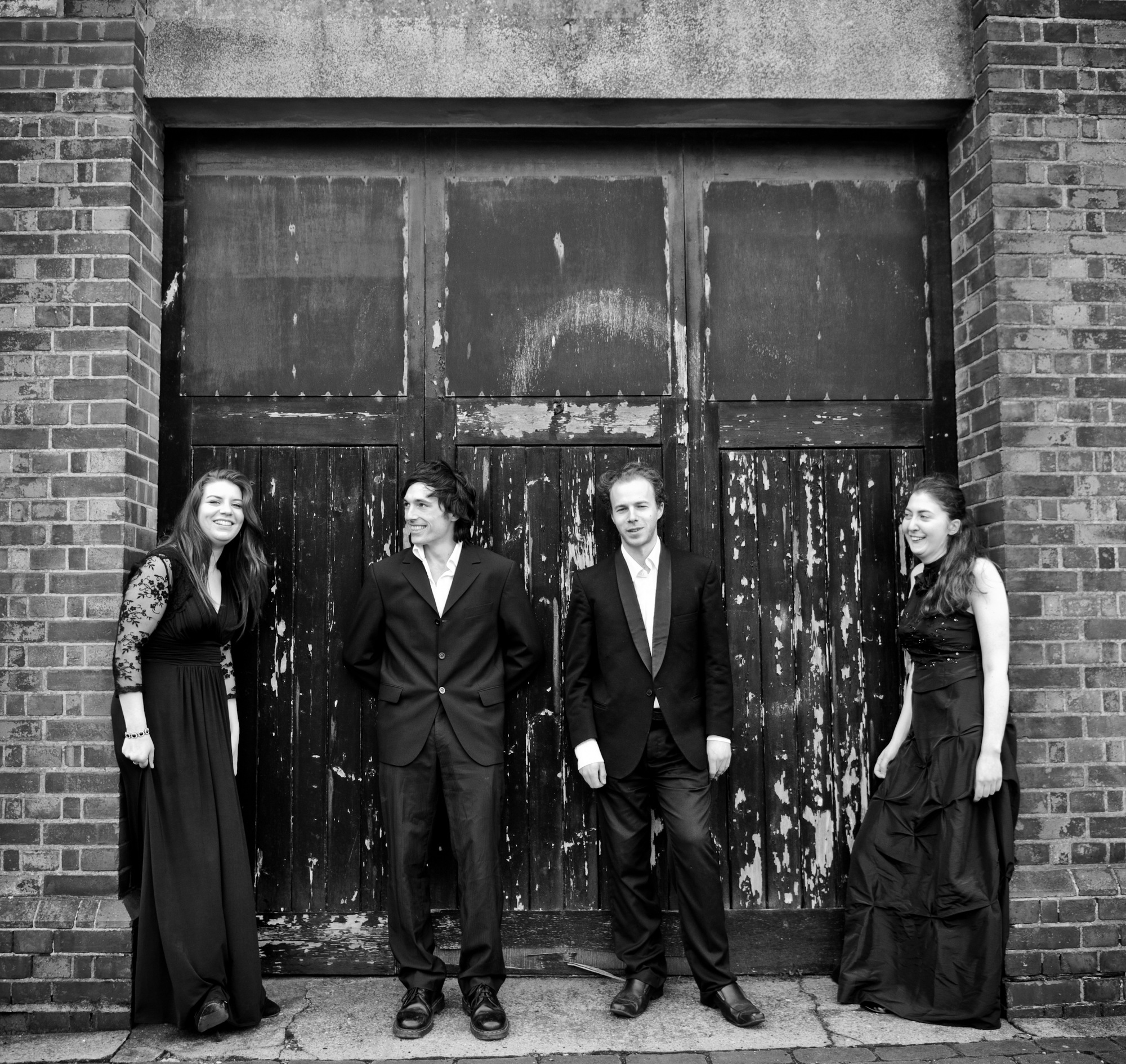 Promo Bazin String Quartet String Quartet Kent
