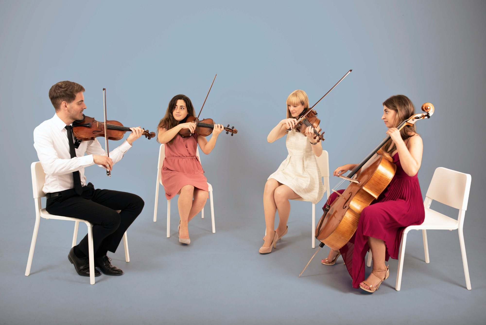 Promo Etive Quartet String Quartet Glasgow